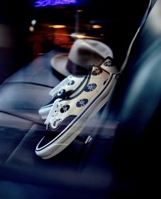 Wacko Maria x Vans Vault Authentic LX Vans Slip On, Rubber Shoes, The Help, Styles, Sneakers, Men, Fashion Styles, Tennis, Slippers