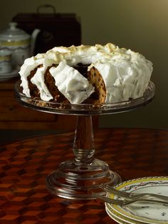 """Martha Washington's #Cake Recipe from Mount Vernon. """"one of the few surviving recipes directly associated with Mrs. Washington"""""""