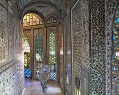 Architecture...İndian Song by Karen Knorr Photography...