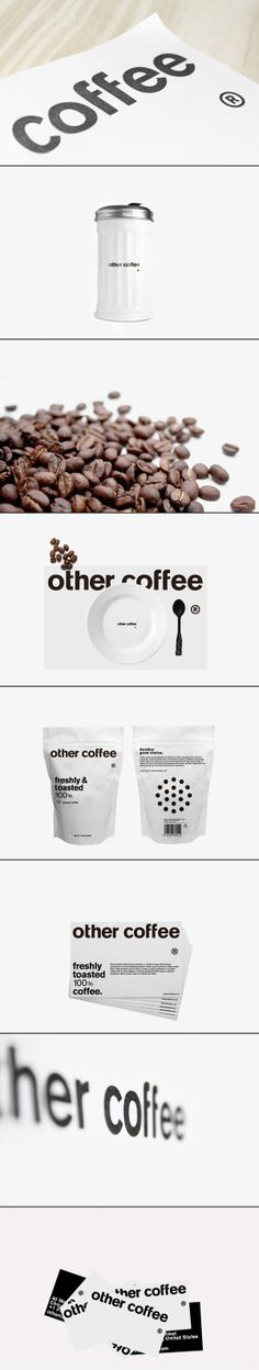 Other Coffee® Identity & Packaging Design (part 2) from empatía ® STUDIO via Behance.