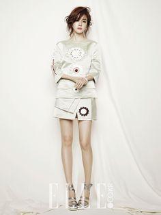 Han Hyo Joo x ELLE