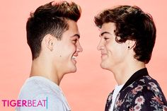 Grayson & Ethan Dolan Pulled a Total Twin Move | TigerBeat