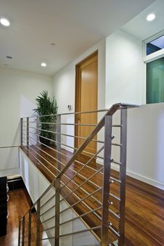 steel railing for stair case