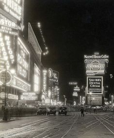 New York in the 20's