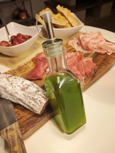 Dinner with Tuscan Evoo il Bottaccio #TuscanEvoo #ilBottaccio #ToscanoIGP www.olio.ilbottaccio.com