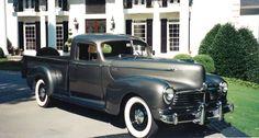 46 Hudson Pickup