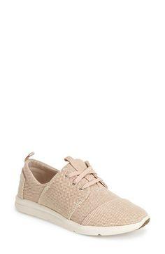 TOMS 'Del Rey' Sneaker (Women)   Nordstrom
