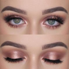 7 Awesome Eye Makeup Tips For You To Try! 7 Awesome Eye Makeup Tips For You To Try!,Makeup Ideas Here is some advice on eye makeup styles for you to try. Every girl loves to play around with makeup. Let us experiment together! Romantic Eye Makeup, Natural Eye Makeup, Eye Makeup Tips, Gorgeous Makeup, Makeup Ideas, Natural Lashes, Makeup Hacks, Makeup Tutorials, Pink Eye Makeup