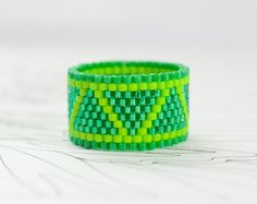 Browse unique items from PeyoteRings on Etsy, a global marketplace of handmade, vintage and creative goods.