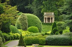 brodsworth hall garden - Google Search