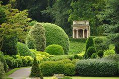 brodsworth hall garden - Google Search