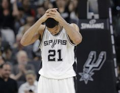 How many points did #Tim Duncan make in #NBA Playoffs Game 4 against #Thunder? www.nbabasketballquizgame.com