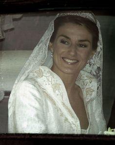 We Will Never Get Over Queen Letizia and King Felipe VI's Wedding