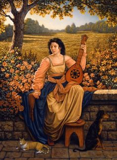 David Jermann - The Mandolin Player