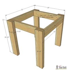 Build an easy table and chair set for the little kids. The set costs about $35 to build. Free plans!  sc 1 st  Pinterest & Simple Kid\u0027s Table and Chair Set | Easy Free and Pallets