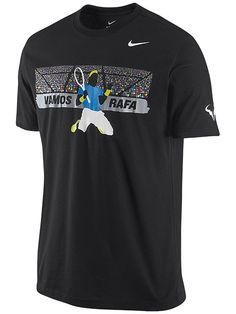 Vamos Rafa Nike Fall 2012 Shirt