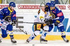 Hockey Club Davos - HCD gewinnt in Zug dank Effizienz und Genoni!
