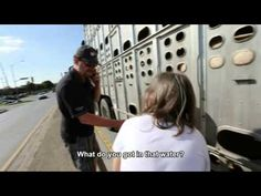 """The Crime: Compassion"" - YouTube. These poor defenseless sentient beings not only suffered unimaginable cruelty but are now denied water on the way to slaughter and it's considered a crime?! :( PLEASE GO VEGAN"