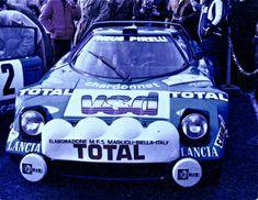 Lancia Stratos Darniche Mahe Monte 80