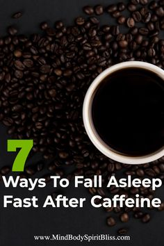 Had too much caffeine, eh? And now you are trying to go to sleep but you can't. Well, that will be a thing of the past with these 7 sleep tips that help you to fall asleep fast so there will be no sleep deprivation for you! Best of all these tips really work!
