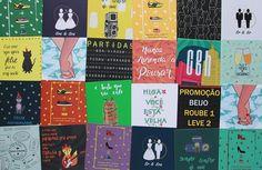 Conheça a coleção de sete cartões para a data que exaltam a beleza da diversidade e a luta feminina