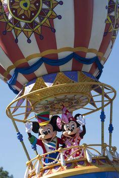 Disney Festival of Fantasy Parade Steps Off Sunday at Magic Kingdom Park « Disney Parks Blog