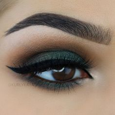 Потрясающий макияж для карих глаз! Сохрани для себя! 14 восхитительных варианта — Страница 2