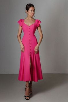 Kpop Outfits, Dress Outfits, Fashion Dresses, Dress Up, Classy Work Outfits, Classy Dress, Cute Dresses, Short Dresses, Summer Dresses