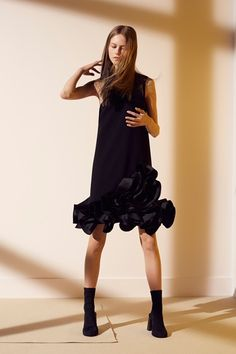 Sfilata Victoria, Victoria Beckham New York - Pre-Collezioni Autunno-Inverno 2016-17 - Vogue