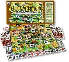 A Walk in the Woods game