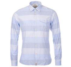 Barbour Sailor Stripe Woven Cotton Shirt