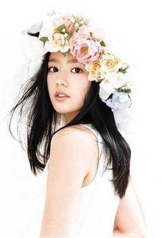 Han Ga In, the hidden beauty.