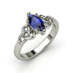 From www.gemvrara.com I love some of their Celtic jewelry pieces.