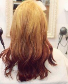 긴머리 투톤염색 종로 미용실에서 뿌리탈색 염색 미션 클리어! : 네이버 블로그