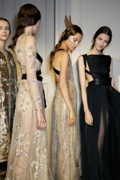 Valentino couture Autumn 2014.