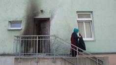 In de Duitse stad Dresden werden eind september 2016 aanslagen gepleegd op een moskee en een internationaal congrescentrum.