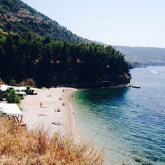 Kamenice Beach, Vis, Croatia