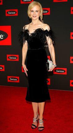 Nicole Kidman - Swisse and Ferrari Event Melbourne March 2017 Celebrity Red Carpet, Celebrity Dresses, Celebrity Style, Nicole Kidman Style, Night Looks, Red Carpet Looks, Red Carpet Dresses, Beautiful Celebrities, Beautiful Women