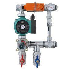 Распределительный клапан в системе отопления