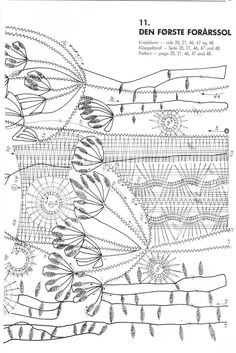 Knipling-Spitze-Lace by Jana Novak Album Archive Bobbin Lace Patterns, Irish Crochet, Knit Crochet, Bobbin Lacemaking, Point Lace, Needle Lace, Weaving Techniques, Lace Flowers, Tapestries