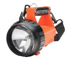 Streamlight 44400 Fire Vulcan Standard System Floodlight with Dual Rear LEDs, Orange ** You can get additional details at the image link.