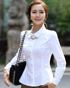 3bf19f6ed2 10 Best Formal Shirts for Women With Latest Designs