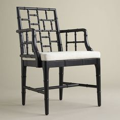 Chinese Chippendale Chair | Chairs