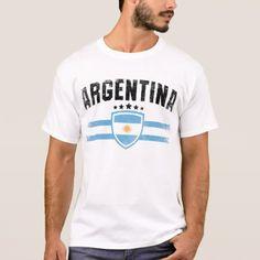 Argentina T-Shirt - retro clothing outfits vintage style custom