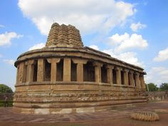 chalukya architecture - temple building idiom that evolved in the 5th – 8th centuries in the Malaprabha river basin, in present-day Bagalkot district of Karnataka state. This style is sometimes called the Vesara style and Chalukya style.