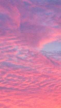 Clouds - All About Hairstyles Cloud Wallpaper, Pink Wallpaper Iphone, Sunset Wallpaper, Pink Clouds, Pink Sky, Sky And Clouds, Purple Sunset, Pastel Pink, Aesthetic Pastel Wallpaper