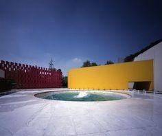 HOTEL CAMINO REAL, MÉXICO, 1968.