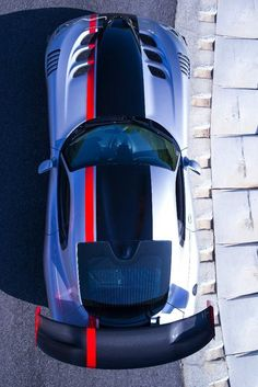 Dodge's Viper ACR was teased at SEMA this year