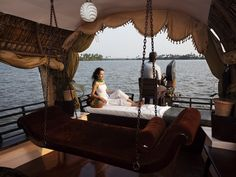 A Backwater is a huge network of 1500 km of natural and manmade camels, 5 big lakes and 38 rivers. Backwaters provide you the various facilities like hiring a boat and offers rejuvenating experience at the time of exploring the Backwaters...kata-india.com/Kerala-Backwaters.html