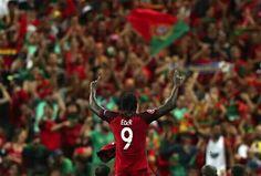 PORTUGAL 16 CHAMPION EURO COPA, El Herue del partido